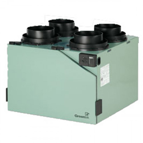 Greentek Heat Recovery Ventilator SS 3.12DD