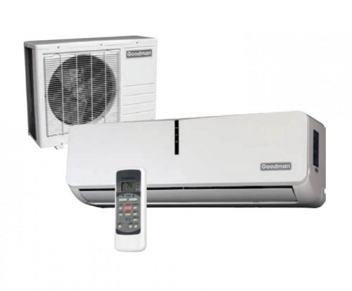 Goodman 12 000 Btu Ductless Air Conditioner Tnt Distribution