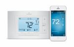 Thermostat White-Rodgers Sensi